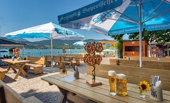 Hotel und Restaurant Seehotel zur Post direkt am Tegernsee mit traumhaftem Seeblick