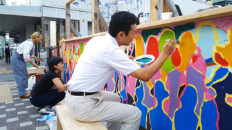10月12日から28日まで多彩なアートイベントが開催されます