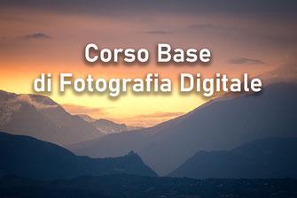 Corso di Fotografia Digitale a Torino