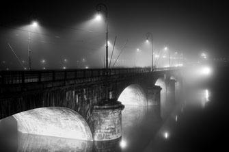 Fotografie di Torino in bianco e nero