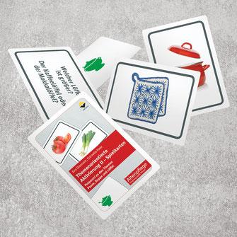 Gestaltung · Umsetzung – Themenorientierte Aktivierung I + II Spielkarten, Vincentz Network