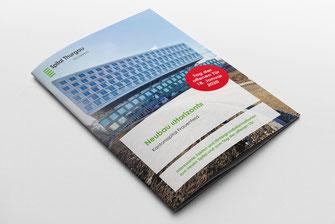 Cover Jubiläumsmagazin Linde Schweiz. © Public-Voice
