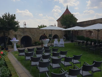Freie Trauung DJ Burg Stettenfels