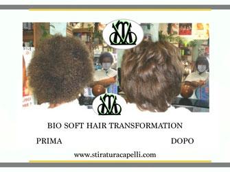 stiratura capelli soft