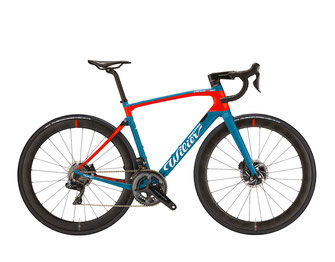 Cento10NDR R1 BLUE / RED MATT & GLOSSY
