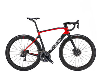Cento10NDR R3 BLACK / RED MATT & GLOSSY
