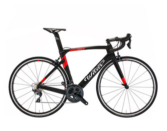 Cento1AIR A14 BLACK / RED MATT