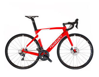 Cento1AIR A15 RED / WHITE GLOSSY
