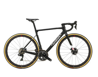 WILIER 0 SLR E4 BLACK, WHITE