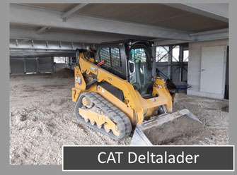 Bild vom CAT Deltalader
