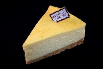 チマ・カフェのニューヨークチーズケーキ