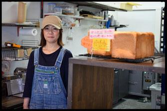 子育て応援ベーカリー『小麦☆青空(MUGIZORA)』の店内写真
