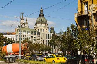 budapest altstadt stadtansichten