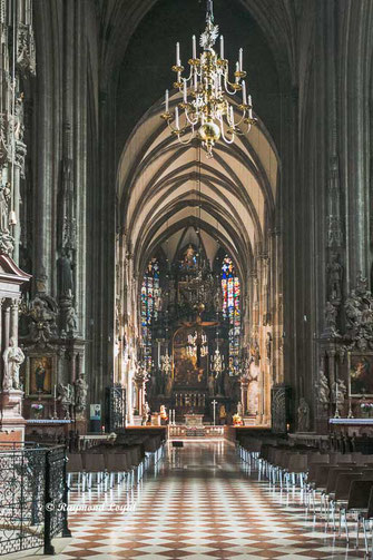 saint stephens catheddral vienna