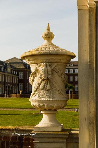 nordkirchen palace lions gate
