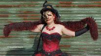 steampunk fotografie