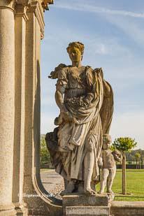schloss nordkirchen frauentor skulptur ehe