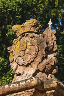 wasserburg anholt tor ornamente