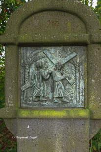 linn castle station of the cross iii