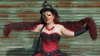 steampunk photography raymond loyal