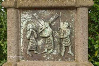 linn castle station of the cross iv