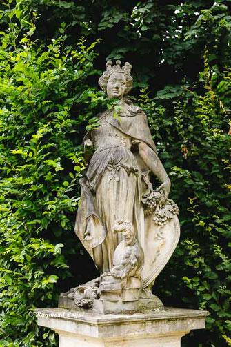 barockgarten grosssedlitz skulptur europa