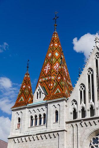 budapest matthiaskirche dach