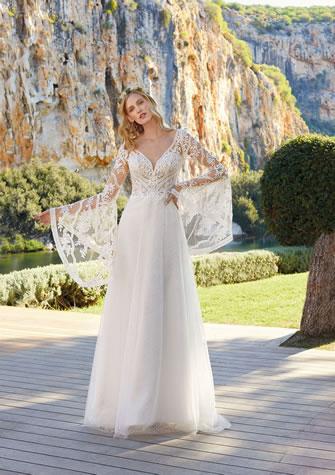 Das Vintage Brautkleid, Hochzeitskleid