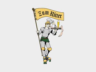 Zum Ritter, Albert Ritter