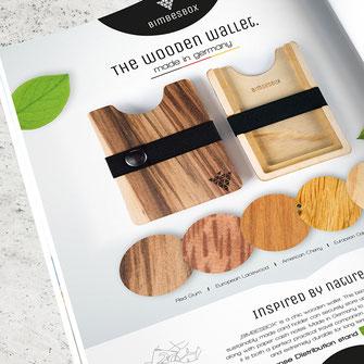 Bimbesbox, Pfalz, Broschüre, Anzeige, Marketing