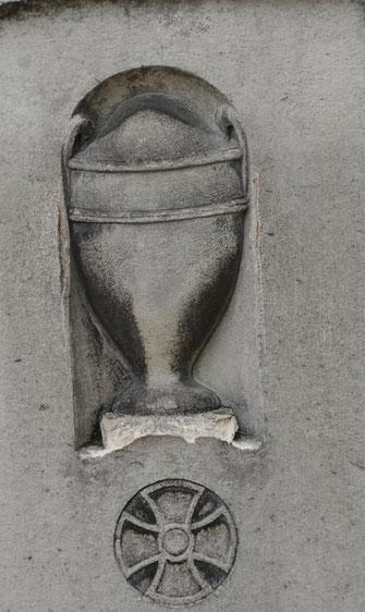 urne-cineraire-croix-ordre-du-temple-templier