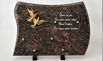 plaque-funeraire-granit-marbrerie