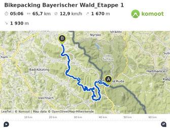 Tourenplanung & Navigation