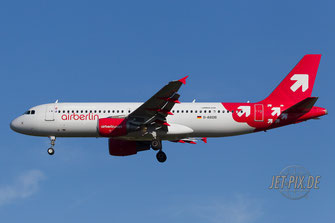 D-ABDB Air Berlin Airbus A320