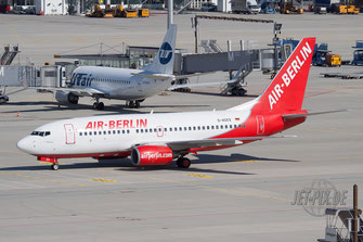 D-AGES Air Berlin Boeing 737