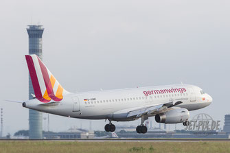 D-AGWE Germanwings A319