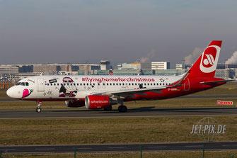 D-ABNM Air Berlin Airbus A320