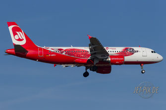 D-ABFO Air Berlin Airbus A320