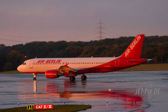 D-ABDR Air Berlin Airbus A320