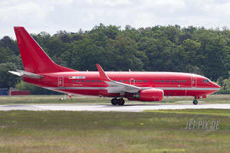 D-AGEY Air Berlin Boeing 737