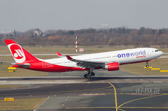 D-ABXA Air Berlin Airbus A330