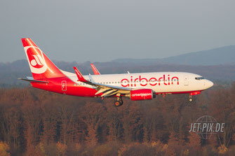 D-ABLA Air Berlin Boeing 737