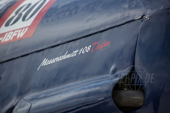 D-IBFW Bf 108 Taifun 2017 06 25 Tag der Luftfahrt (TdL)