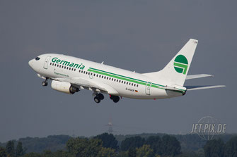 D-AGER Germania Boeing 737