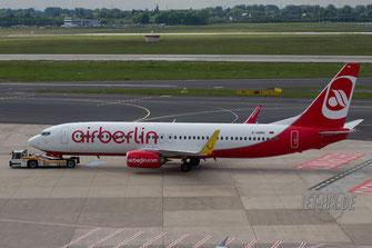 D-ABMU Air Berlin Boeing 737