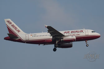 D-ABGC Air Berlin Airbus A319