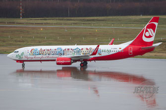 D-ABML Air Berlin Boeing 737