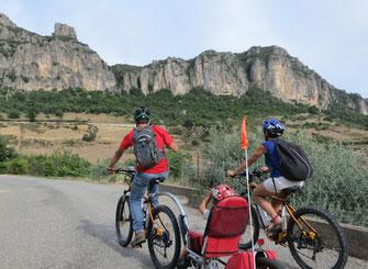 e-biking day tours ALGHERO