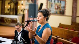 Live muziek huwelijksceremonie trouwceremonie