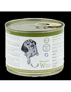 Reico MaxidogVit Wild Alleinfuttermittel - Für abwechslungsreiche Kost